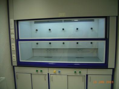 Laborabzuege Hendelkens