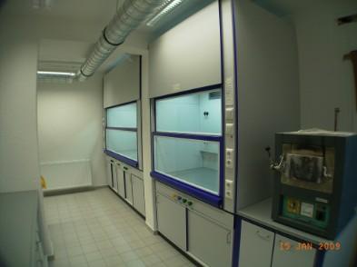 Laborabzug Hendelkens